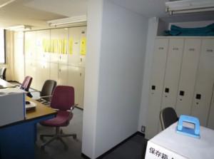 N建設分室ビル耐震補強